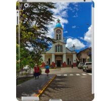 Central San Fernando - Ecuador - Painting iPad Case/Skin