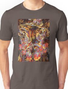Abstract 4 Unisex T-Shirt