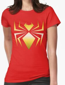 Iron Spider Womens Fitted T-Shirt
