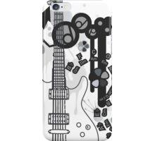 GUITAR-POP TUNES iPhone Case/Skin