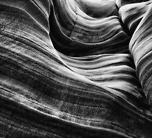 Sandstone BW Art by ezindo