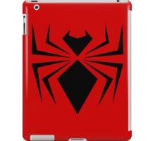 Black Iron Spider iPad Case/Skin