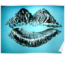 Sealed With a Kiss! Poster