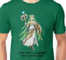 Kid Icarus - Lady Palutena Unisex T-Shirt