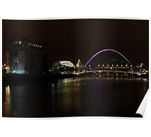 Tyne@Night_3 Poster