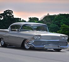 1958 Chevrolet Impala Two Door Hardtop by DaveKoontz