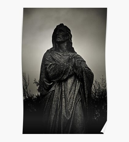 Statue #2 Poster
