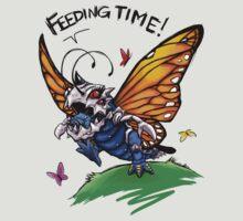 Monarch Kog'Maw - Feeding Time! T-Shirt