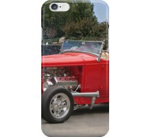 1932 Ford 'Hemi HiBoy' Roadster iPhone Case/Skin