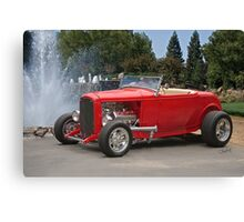 1932 Ford 'Hemi HiBoy' Roadster Canvas Print