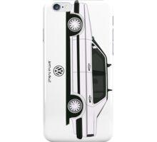 Volkswagen Jetta II Side iPhone Case/Skin