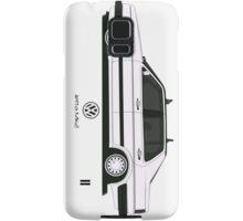 Volkswagen Jetta II Side Samsung Galaxy Case/Skin