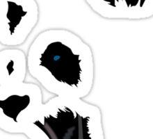 I am panda geek funny nerd Sticker