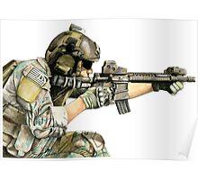 USA Ranger Poster