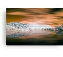Paradise in IR unaltered Canvas Print