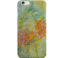 Moving Foliage Watercolour Painting iPhone Case/Skin