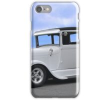 1929 Ford 'Casper' Coupe iPhone Case/Skin