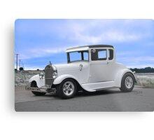 1929 Ford 'Casper' Coupe Metal Print