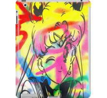 Graffiti Sailor Moon iPad Case/Skin