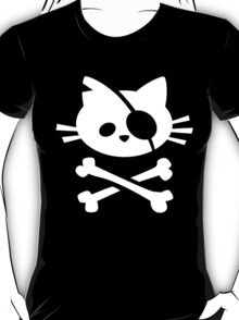 Pirate Cat T-Shirt