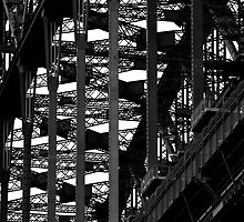 Coathanger Structure by Stephen Balson