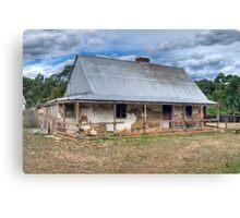 Settler's Cottage, South Australia (HDR) Canvas Print
