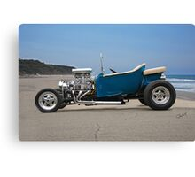 1927 Ford Bucket T Pickup Roadster I Canvas Print