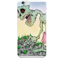Mommy Won't Let Me Be An Anarchist iPhone Case/Skin