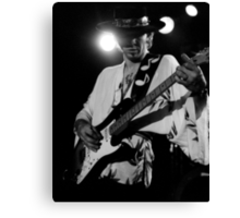 Stevie Ray Vaughan #3 Canvas Print