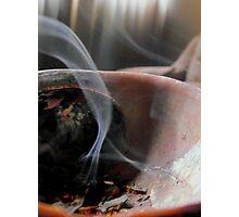 Sage Smoke Photographic Print