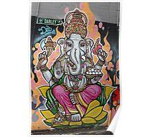 Ganesh on Darley Poster
