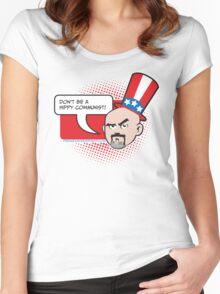 Fernando Ruiz - 4th of July Women's Fitted Scoop T-Shirt