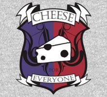 Cheese for everyone! Kids Tee
