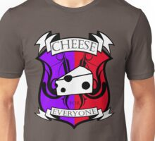 Cheese for everyone! Unisex T-Shirt