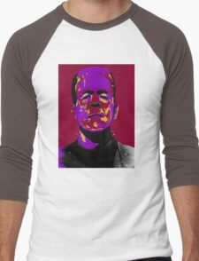 Frankenstein Men's Baseball ¾ T-Shirt
