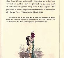 The Little Folks Painting book by George Weatherly and Kate Greenaway 0123 by wetdryvac