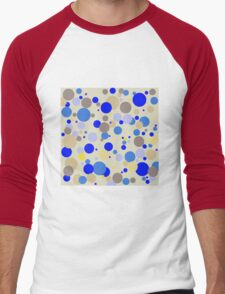 Tiny Bubbles Men's Baseball ¾ T-Shirt