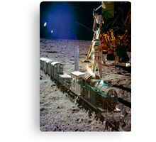 Moon Express Canvas Print