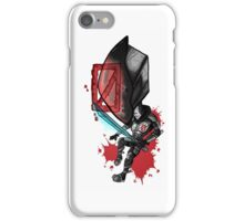 Tiny Zer0 the Assassin iPhone Case/Skin