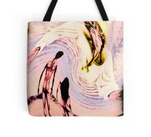 THE JUDGMENT OF EVE TAROT CARDS INSPIRED BY LIZ LOZ Tote Bag