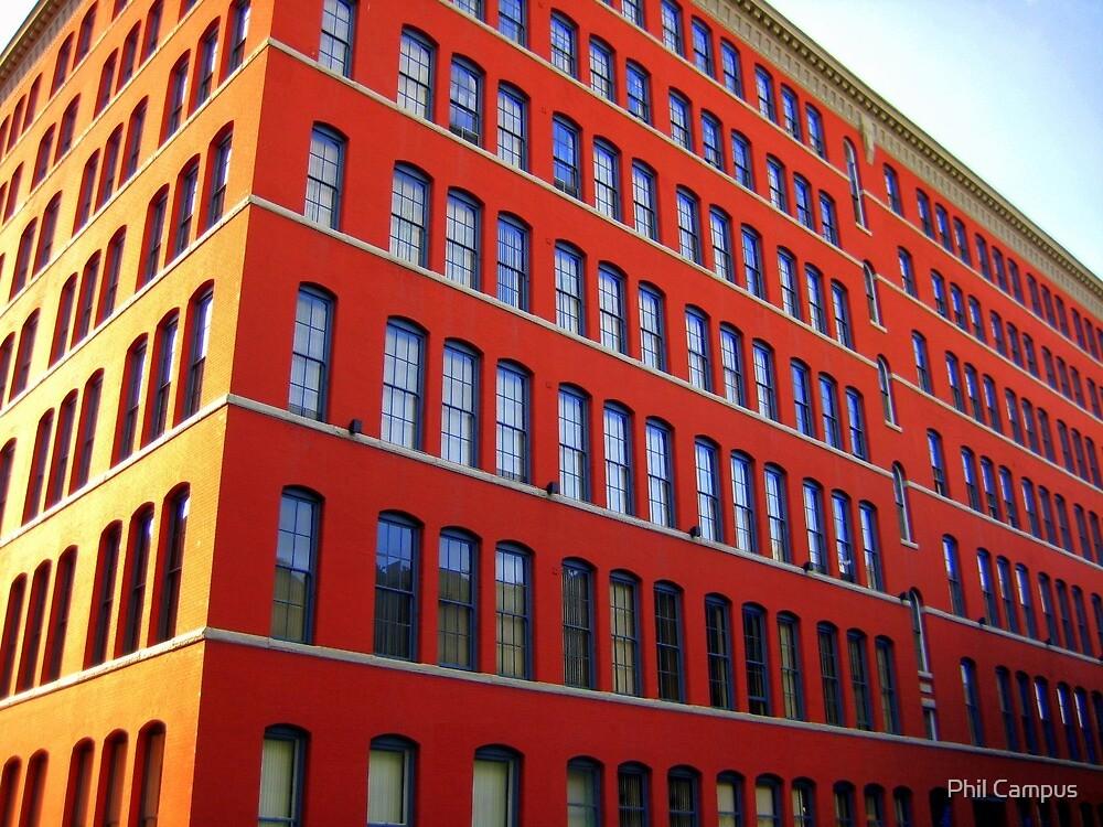 A Cincinnati Hotel by Phil Campus