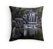 Chinese Garden of Friendship Throw Pillow