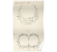 Briggs & Company Patent Transferring Papers Kate Greenaway 1886 0206 Poster