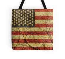 American Roots  Tote Bag