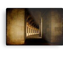 Hallowed Hall Metal Print