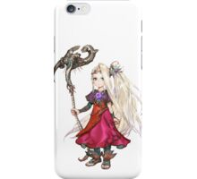 Kid Icarus - Viridi iPhone Case/Skin