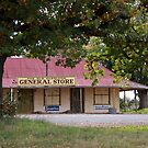 The Old Glenlyon General Store by Fiona Kersey