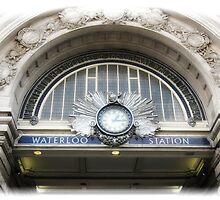 1.15 @ Waterloo Station by Robyn Maynard