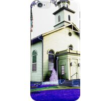 Abstract Church iPhone Case/Skin