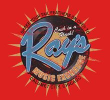 Ray's Music Exchange by superiorgraphix